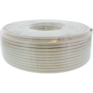 InLine® Coaxial Cable for SAT digital Type 1.1 / 5.0 >95dB 100m